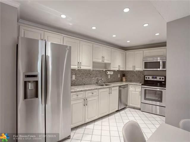 625 Oaks Dr #205, Pompano Beach, FL 33069 (MLS #F10182893) :: Berkshire Hathaway HomeServices EWM Realty