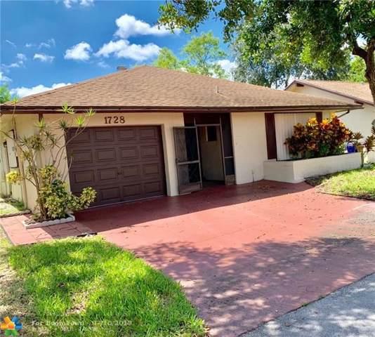 1728 SW 19th Ave, Deerfield Beach, FL 33442 (MLS #F10183276) :: Green Realty Properties
