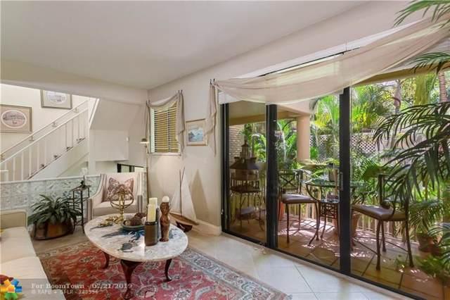 1401 NE 9th #65, Fort Lauderdale, FL 33304 (MLS #F10184079) :: Green Realty Properties