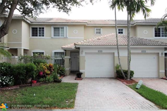 17115 NW 23rd St #17115, Pembroke Pines, FL 33028 (MLS #F10184240) :: The Paiz Group