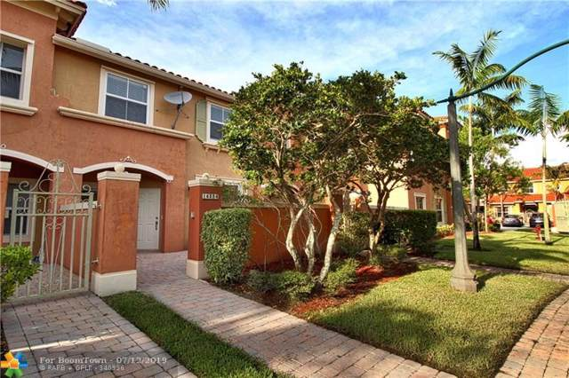 14324 SW 10th St #14324, Pembroke Pines, FL 33027 (#F10184446) :: Weichert, Realtors® - True Quality Service
