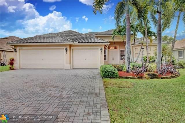 10901 NW 67th Pl, Parkland, FL 33076 (MLS #F10184538) :: Berkshire Hathaway HomeServices EWM Realty