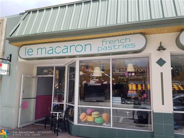 520 E Atlantic Ave, Delray Beach, FL 33483 (MLS #F10184556) :: Patty Accorto Team