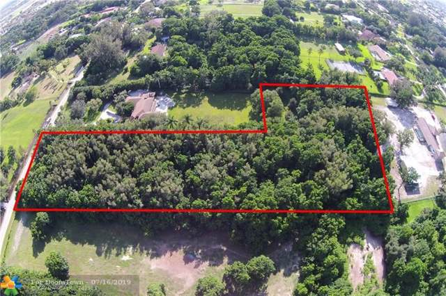 14421 Luray Rd, Southwest Ranches, FL 33330 (MLS #F10185119) :: Boca Lake Realty