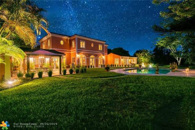 11707 NW 8th St, Plantation, FL 33325 (MLS #F10185561) :: GK Realty Group LLC