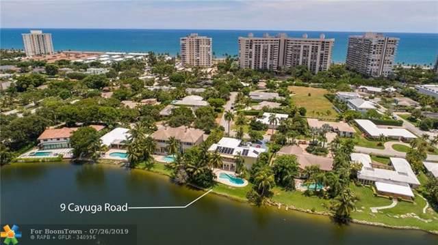 9 Cayuga Rd, Sea Ranch Lakes, FL 33308 (MLS #F10185923) :: GK Realty Group LLC