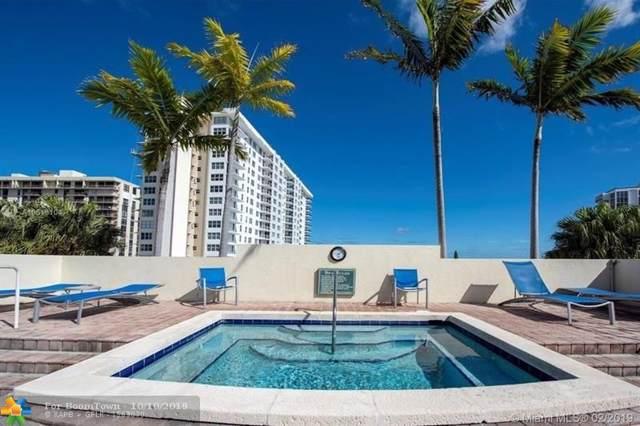 3020 NE 32nd Ave #615, Fort Lauderdale, FL 33308 (MLS #F10186697) :: Green Realty Properties