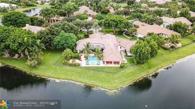 7610 Hyannis Ln, Parkland, FL 33067 (MLS #F10187791) :: Green Realty Properties