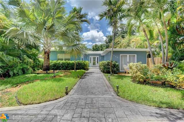 1508 NE 5th Ct, Fort Lauderdale, FL 33301 (MLS #F10188920) :: The Howland Group
