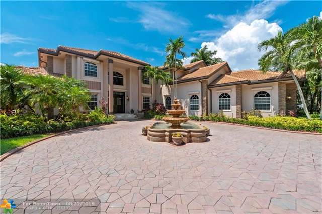 3845 Windmill Lakes Rd, Weston, FL 33332 (MLS #F10189357) :: Berkshire Hathaway HomeServices EWM Realty