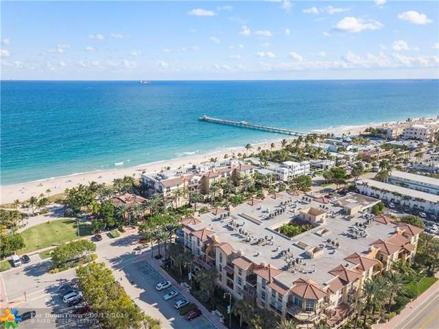 4445 El Mar Dr Ph2403, Lauderdale By The Sea, FL 33308 (MLS #F10189589) :: Green Realty Properties