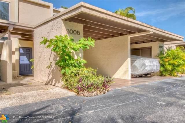 2005 N Dixie Hwy #2005, Wilton Manors, FL 33305 (MLS #F10189846) :: Berkshire Hathaway HomeServices EWM Realty