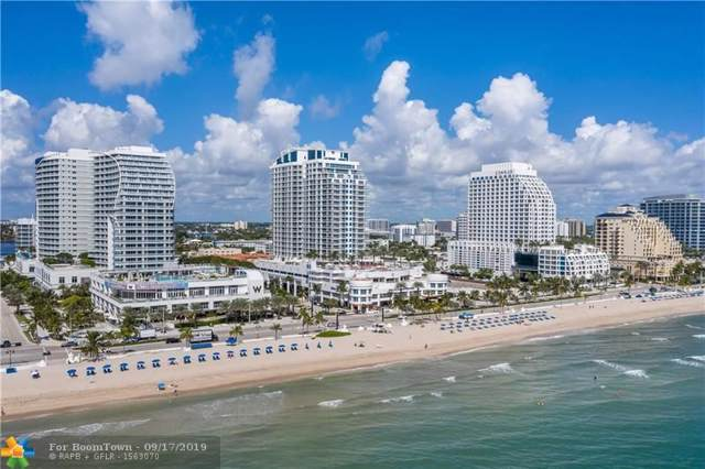 505 N Fort Lauderdale Beach Blvd #1202, Fort Lauderdale, FL 33304 (MLS #F10191289) :: Castelli Real Estate Services