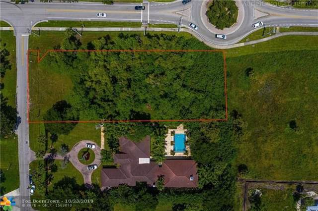 0 NW 72nd Way, Parkland, FL 33067 (MLS #F10193174) :: Green Realty Properties