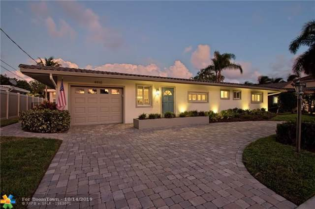 4910 NE 29 AV, Lighthouse Point, FL 33064 (MLS #F10196469) :: RICK BANNON, P.A. with RE/MAX CONSULTANTS REALTY I