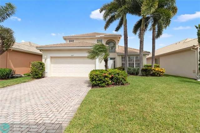 1607 SE Shelburnie Way, Port Saint Lucie, FL 34952 (MLS #F10197281) :: THE BANNON GROUP at RE/MAX CONSULTANTS REALTY I