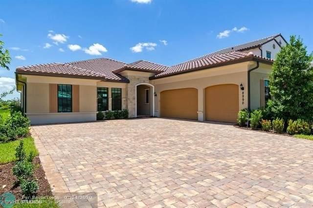 8990 Parkland Bay Dr, Parkland, FL 33076 (#F10197357) :: Signature International Real Estate