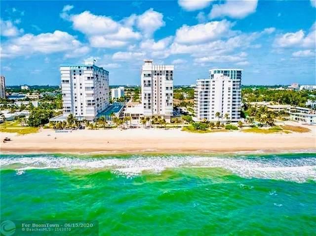 1000 S Ocean Blvd 9C, Pompano Beach, FL 33062 (MLS #F10197465) :: Castelli Real Estate Services
