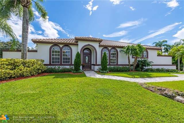 17420 SW 61 CT, Southwest Ranches, FL 33331 (MLS #F10197642) :: Green Realty Properties