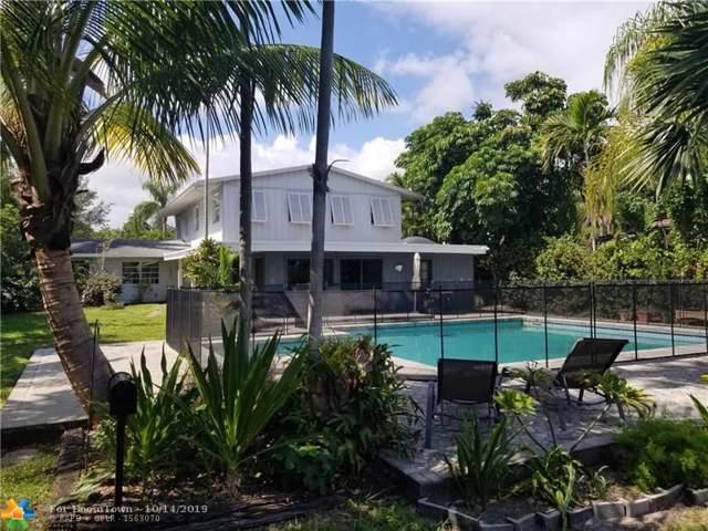 119 N Gordon Rd, Fort Lauderdale, FL 33301 (MLS #F10197981) :: Green Realty Properties