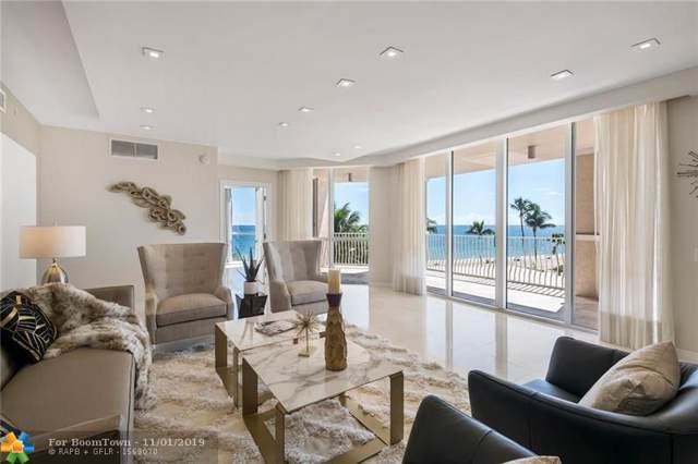1460 S Ocean Blvd #403, Lauderdale By The Sea, FL 33062 (MLS #F10198322) :: Berkshire Hathaway HomeServices EWM Realty