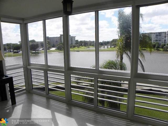 3095 N Course Dr #307, Pompano Beach, FL 33069 (MLS #F10198526) :: Green Realty Properties
