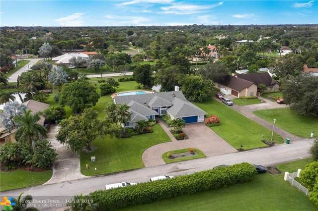 11690 SW 25th St, Davie, FL 33325 (MLS #F10198860) :: Green Realty Properties