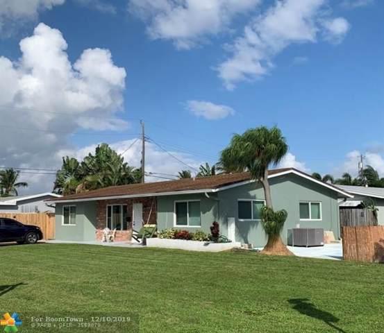 2611 NE 16th St, Pompano Beach, FL 33062 (MLS #F10200213) :: Castelli Real Estate Services