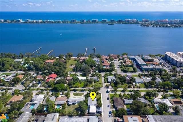 1331 S Palmway, Lake Worth, FL 33460 (MLS #F10200380) :: Laurie Finkelstein Reader Team