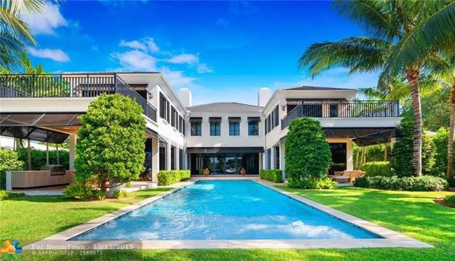 623 Middle River Dr, Fort Lauderdale, FL 33304 (MLS #F10200653) :: The Howland Group
