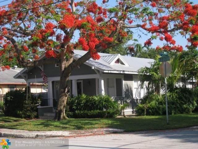 1201 W Las Olas Blvd, Fort Lauderdale, FL 33312 (MLS #F10200727) :: RE/MAX