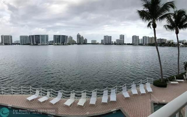 18260 N Bay Rd #510, Sunny Isles Beach, FL 33160 (MLS #F10202113) :: Berkshire Hathaway HomeServices EWM Realty