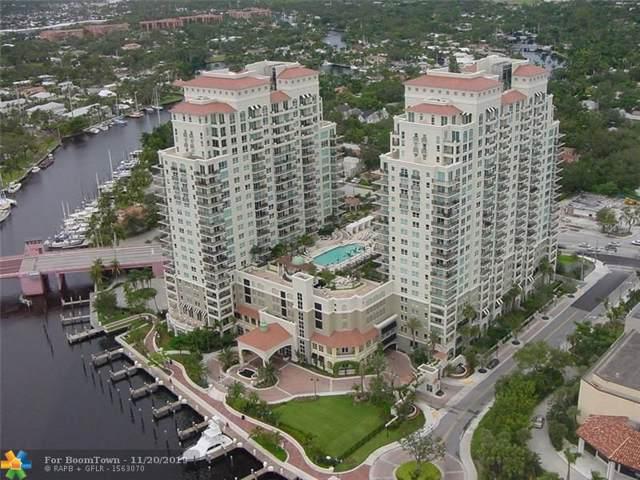 610 W Las Olas Bl 920N, Fort Lauderdale, FL 33312 (MLS #F10202159) :: The O'Flaherty Team