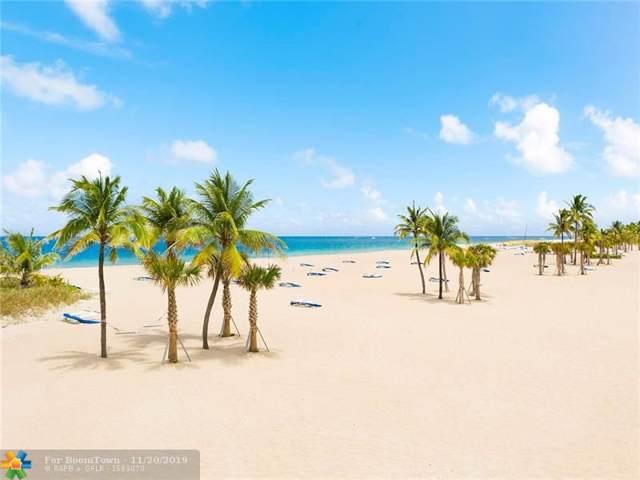 1686 S Ocean Ln #263, Fort Lauderdale, FL 33316 (MLS #F10202642) :: Green Realty Properties