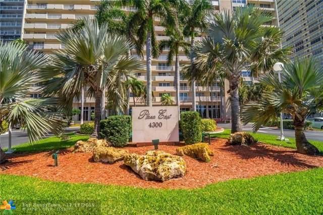 4300 N Ocean Blvd 12 H, Fort Lauderdale, FL 33308 (MLS #F10202680) :: Berkshire Hathaway HomeServices EWM Realty