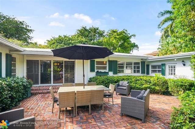 1236 E Lake Dr, Fort Lauderdale, FL 33316 (MLS #F10202848) :: The Howland Group