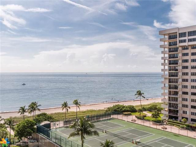 5200 N Ocean Blvd #1015, Lauderdale By The Sea, FL 33308 (MLS #F10203971) :: GK Realty Group LLC