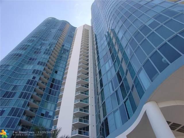 333 Las Olas Way #2201, Fort Lauderdale, FL 33301 (MLS #F10204208) :: Green Realty Properties