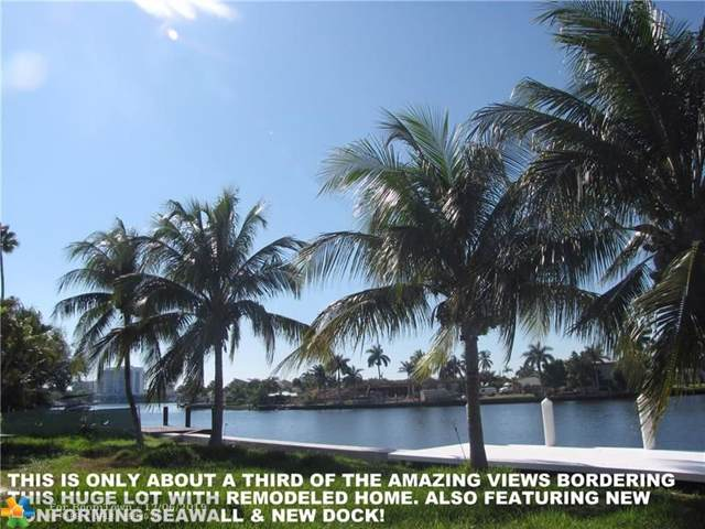 1601 Middle River Dr, Fort Lauderdale, FL 33305 (MLS #F10204468) :: RE/MAX