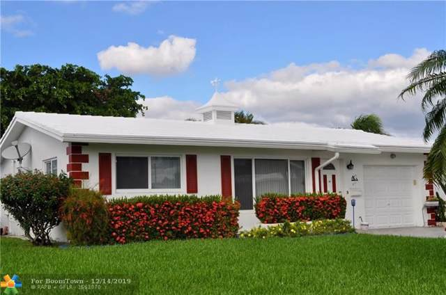 311 Leisure Blvd, Pompano Beach, FL 33064 (MLS #F10204999) :: Patty Accorto Team