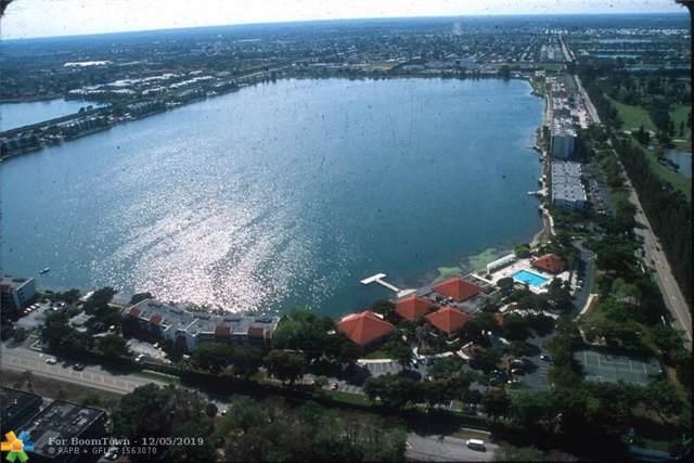 105 Lake Emerald Dr #708, Oakland Park, FL 33309 (MLS #F10205249) :: The O'Flaherty Team
