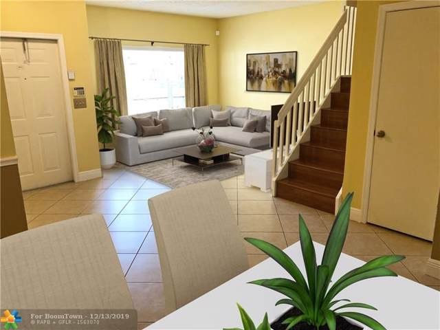 6011 Red Plum Ct #467, Tamarac, FL 33321 (MLS #F10205304) :: RICK BANNON, P.A. with RE/MAX CONSULTANTS REALTY I