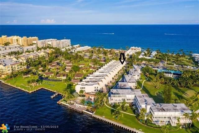 1222 Hillsboro Mile #11, Hillsboro Beach, FL 33062 (MLS #F10205636) :: RE/MAX
