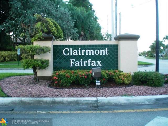 10963 W Clairmont Cir #212, Tamarac, FL 33321 (MLS #F10205849) :: RICK BANNON, P.A. with RE/MAX CONSULTANTS REALTY I
