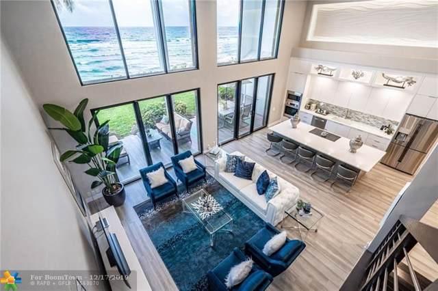 2000 N Ocean Blvd #104, Boca Raton, FL 33431 (MLS #F10205941) :: Green Realty Properties