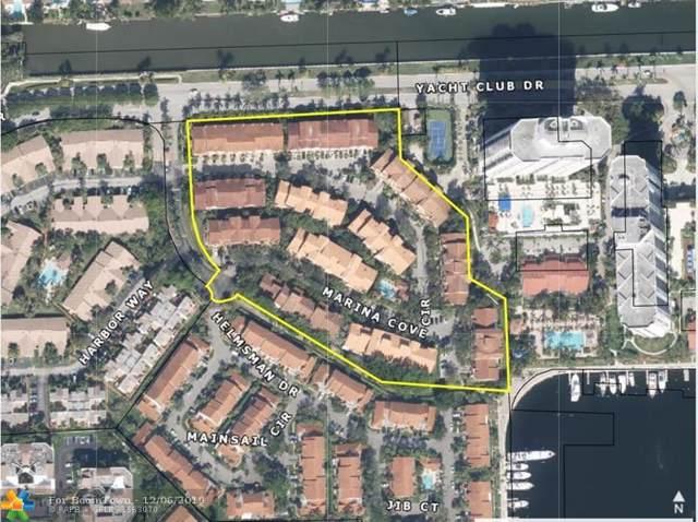 21376 Marina Cove Cir 17 C, Aventura, FL 33180 (MLS #F10206379) :: The Howland Group