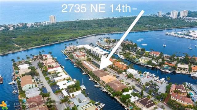 2735 NE 14th St #4, Fort Lauderdale, FL 33304 (MLS #F10206401) :: United Realty Group