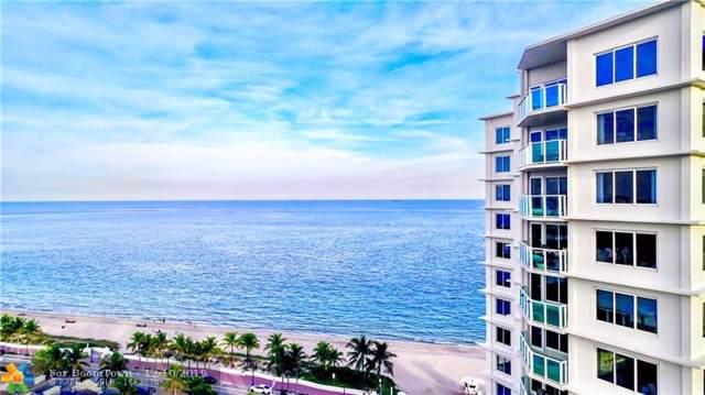 1151 N Fort Lauderdale Beach Blvd 7B, Fort Lauderdale, FL 33304 (MLS #F10206692) :: RE/MAX