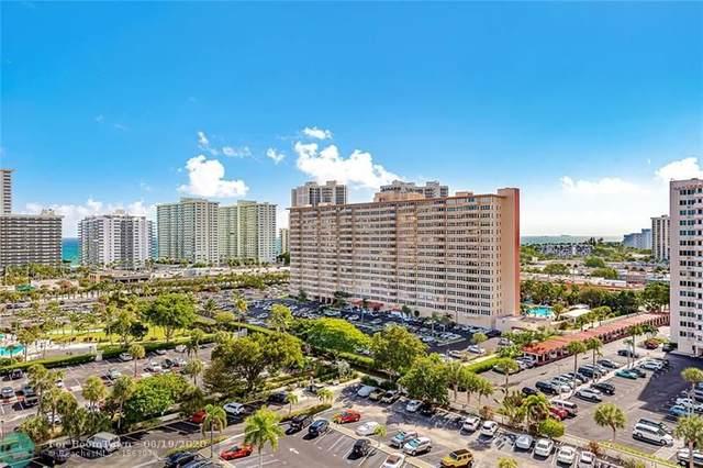 3200 NE 36th St #1216, Fort Lauderdale, FL 33308 (#F10206710) :: Ryan Jennings Group