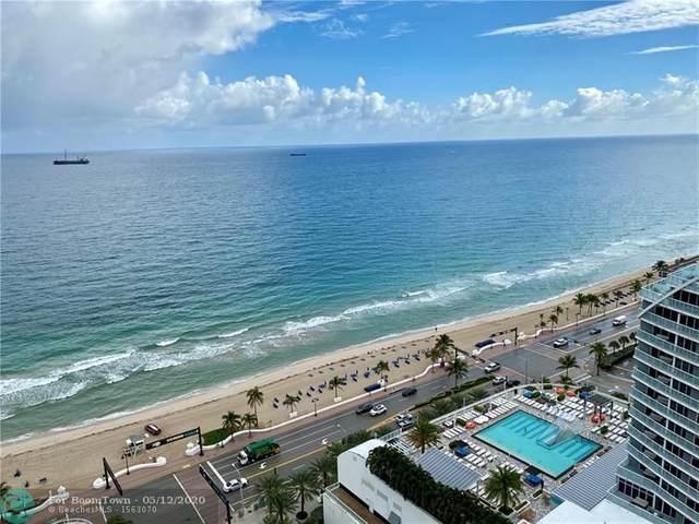 505 N Fort Lauderdale Beach Blvd #2507, Fort Lauderdale, FL 33304 (MLS #F10206821) :: Laurie Finkelstein Reader Team
